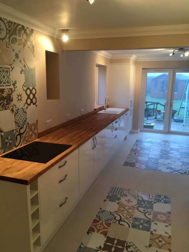 Kitchen Fitters in Clacton